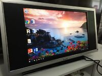 Dell 22 inch Monitor TV with VGA and DVI and built in speakers