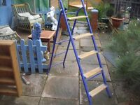 Metal Step Ladder