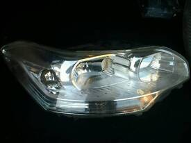 Citroen c5 mk3 2008 headlights