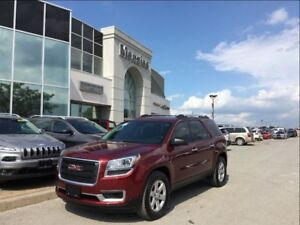 2015 GMC Acadia SLE, Bluetooth, Cam, Rear Air, Alloys, Fogs