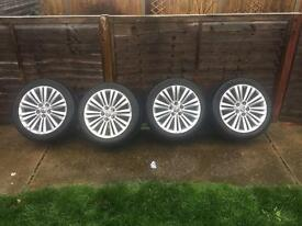 "18"" insignia wheels 5x120"