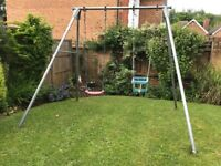 tp Double Swing Frame and 2 Swings