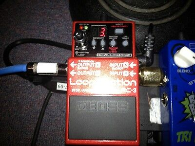 Boss RC 3 plus Ernie Ball Wah Pedal plus 3 more... on Rummage