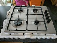 Stainless Steel Electrolux 4 x Burner Gas Hob (EGG6042)