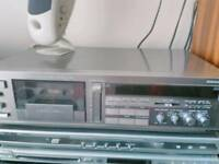 Cassette player, Yamaha