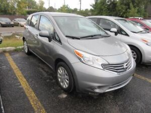 2014 Nissan Versa Note SV (Automatic) Camera Bluetooth A/C Power