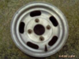 mini alloy wheel