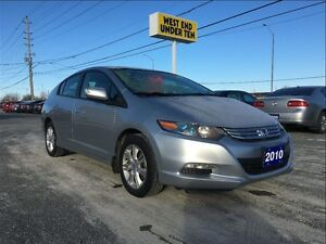 2010 Honda Insight EX at