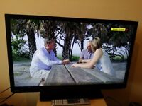 """Excellent 32"""" TOSHIBA LED TV hd ready, freeview inu"""
