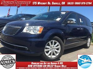 2016 Chrysler Town & Country Limited | DUAL DVD | HEATED LEATHER