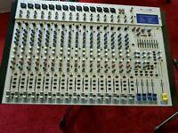 Alto L-20. 20 channel sound mixer (PRICE REDUCED)