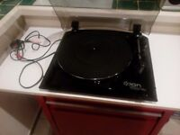 Ion Profile Pro usb turntable in working condition