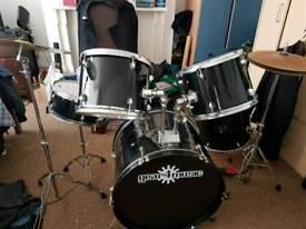 Gear4music 5 piece drum set