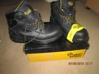 Boots for work Safety Toecap Size 9