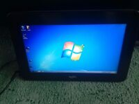 Motion CL900 tablet PC touch screen pc windows 7 with power supply