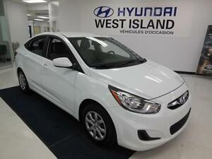 2012 Hyundai Accent GL 1.6L Berline/Sedan 39$/semaine West Island Greater Montréal image 1
