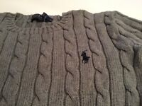 Ralph Lauren Polo ladies jumper XS and Jack will T Shirt size 10 free