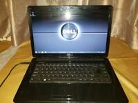 Dell Intel dual core 2gb ram 250gb hhd webcam hdmi laptop excellent condition