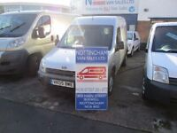Ford Transit CONNECT High Roof LWB NO-VAT 2005