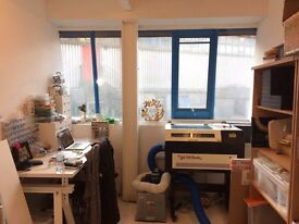 Studio Space Available Wimbledon Art Studios - Creative Workspace Designer Maker Artist South London