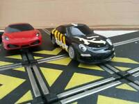 Scalextric Top Gear Racing set £40