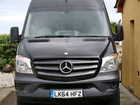 2015 Mercedes Sprinter Wheel Chair Access Vehicle-with optional 2 or 4 Wheel drive