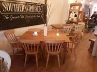 Old Pine farmhouse table