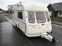 Vanroyce caravan 4 birth with awning