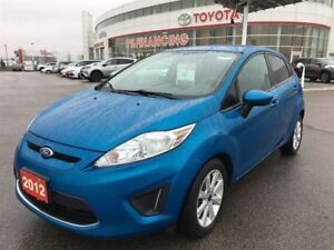 2012 Ford Fiesta SE - One-Owner / No Accidents / Certified