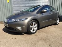 2009 HONDA CIVIC 1.8 ES 5dr **FULL YEARS MOT**
