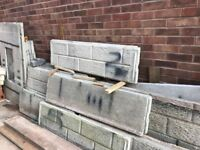 Heavy Duty Concrete Garage Panels