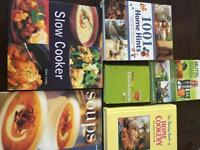Recipe/Cookery & Home Books £5 for all