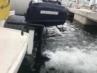 Evinrude 2hp Outboard breaking for spares