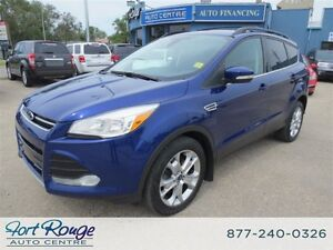 2013 Ford Escape SEL 4WD- LEATHER/2.0L/LOW KMS