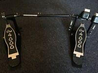 DW 4000 double kick pedal 80£ as new