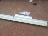 116mm gutter and brackets