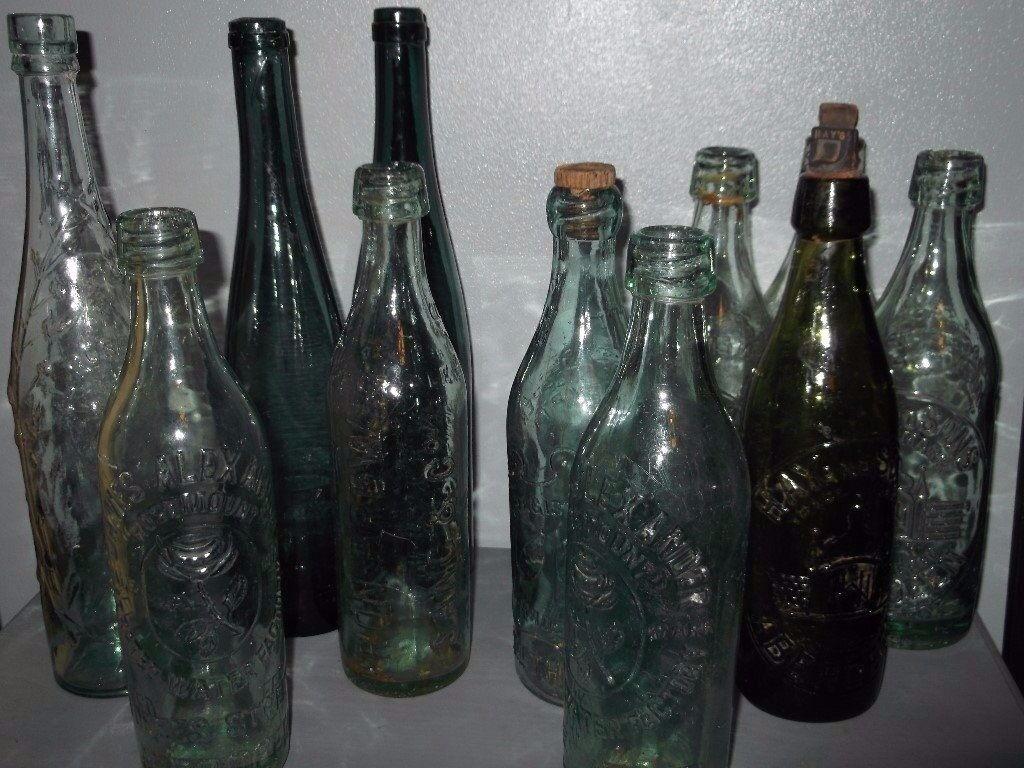 antique/vintage bottle