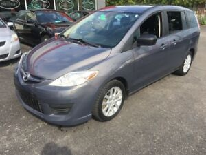 2010 Mazda Mazda5 GS***CREDIT 100% APPROUVE***