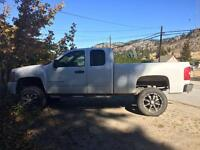2008 Chevy Silverado 4x4 for sale by owner