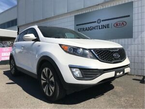 2012 Kia Sportage SX     Fantastic Value