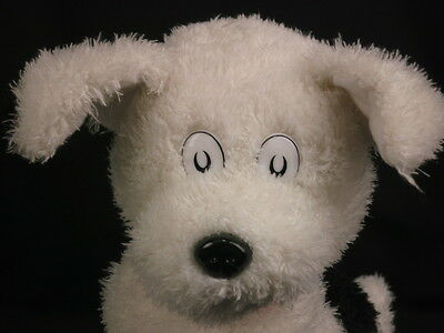"DR. SEUSS IN THE HAT BLACK WHITE DOG NEVINS MOVIE KOHLS PLUSH STUFFED ANIMAL 10"""