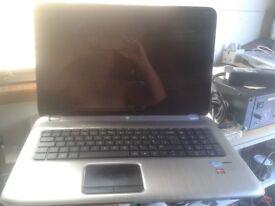 hp dv7 i7 laptop £180 plus free laptop