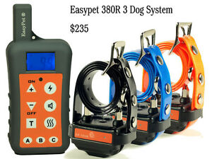 1200M EP-380 Dog Remote Training Collar Electric dog bark collar Welshpool Canning Area Preview