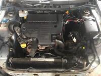 Punto 53 plate diesel breaking for parts