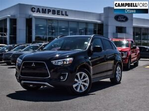 2014 Mitsubishi RVR SE AWD-HEATED SEATS-LOADED