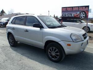 2007 Hyundai Tucson BLOWOUT PRICE!! WE FINANCE!!