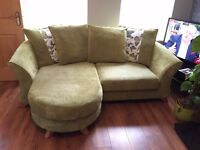 Gorgeous DFS 3 Seater Sofa - Like New