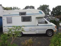VW Compass Calypso Motor Home for Sale
