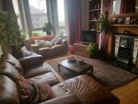 Spacious DOUBLE room in bright flat Leith 650 per month All bills included