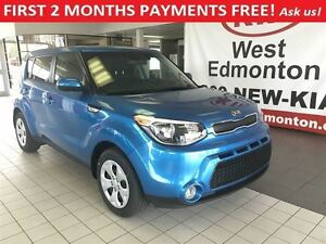 2016 Kia Soul LX FWD 1.6L, FIRST 2 MONTHS PAYMENTS FREE!!